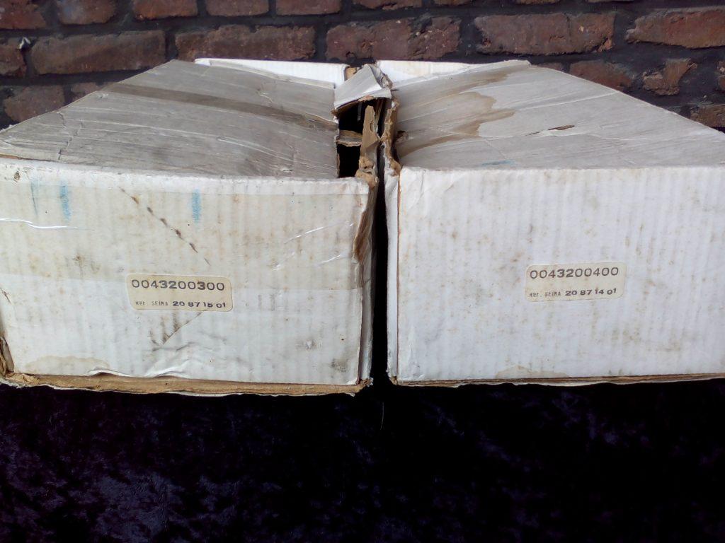Talbot Tagora Rückleuchten NOS 0043200300 und 0043200400
