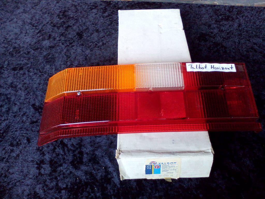 Talbot Horizon Rückleuchtenglas links NOS 00175421 00
