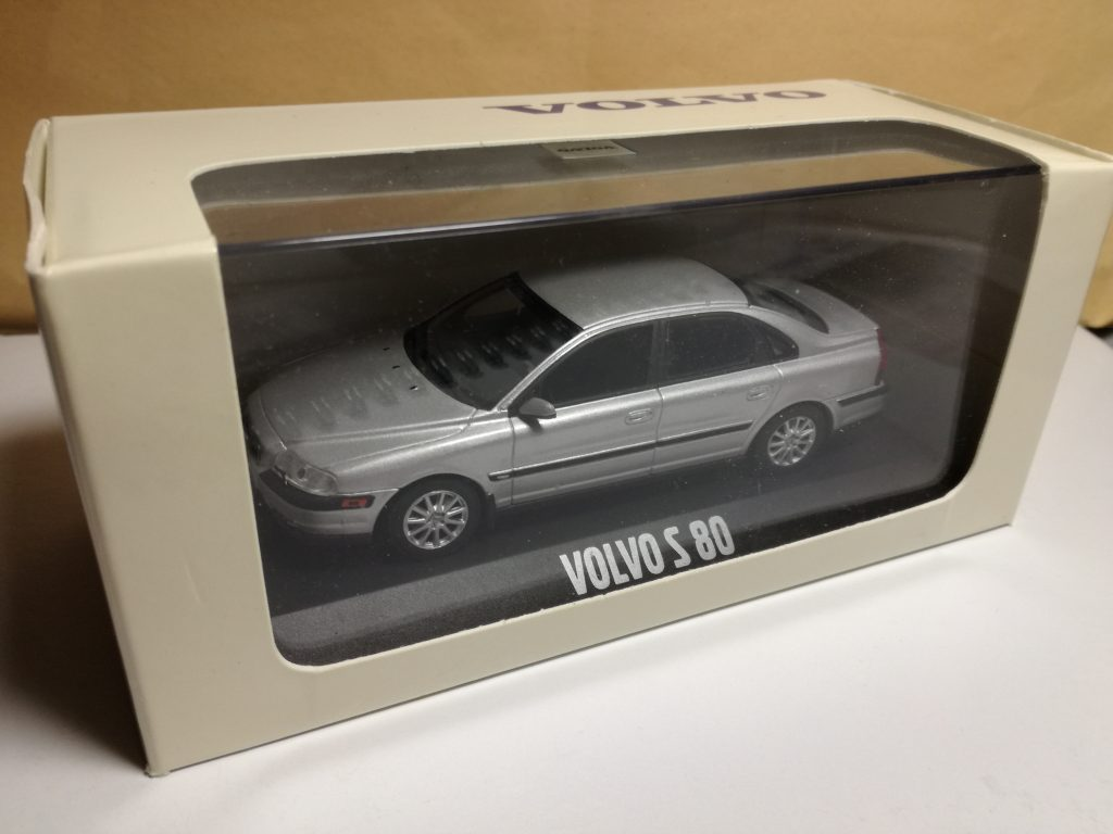 VOLVO ModelCars from Minichamps, S70, S80 etc.