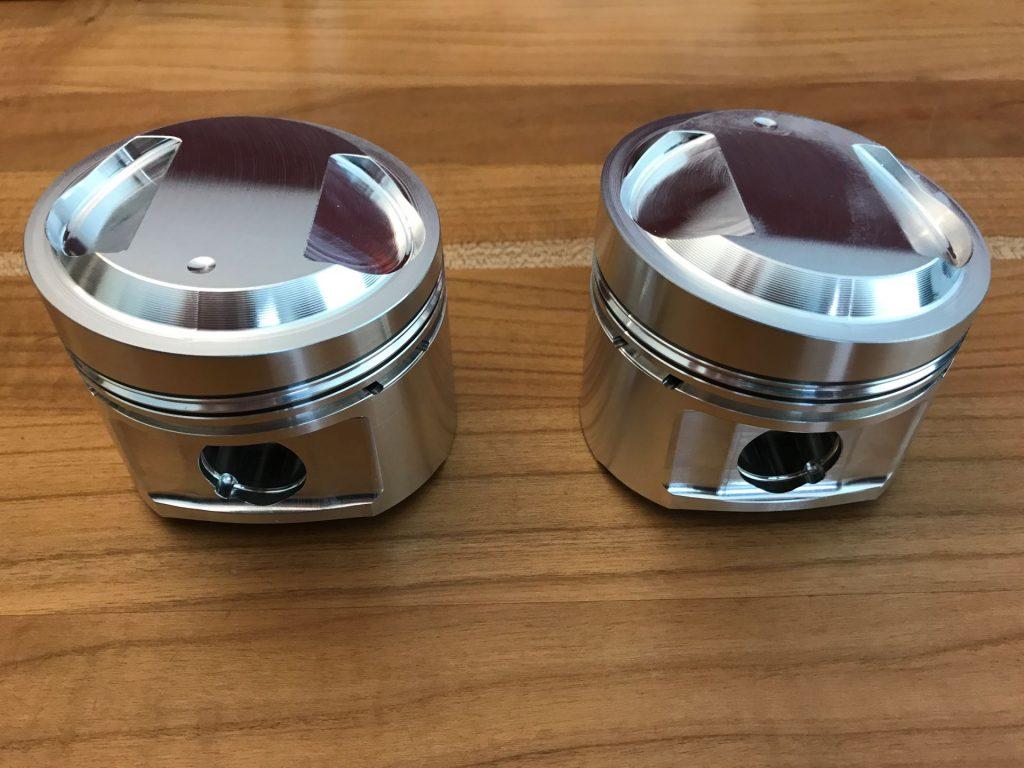 JE/CP Schmiedekolben Lancia Fulvia direkt vom deutschen Distributor