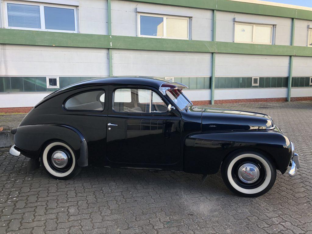 Buckelvolvo Volvo PV444L 1957