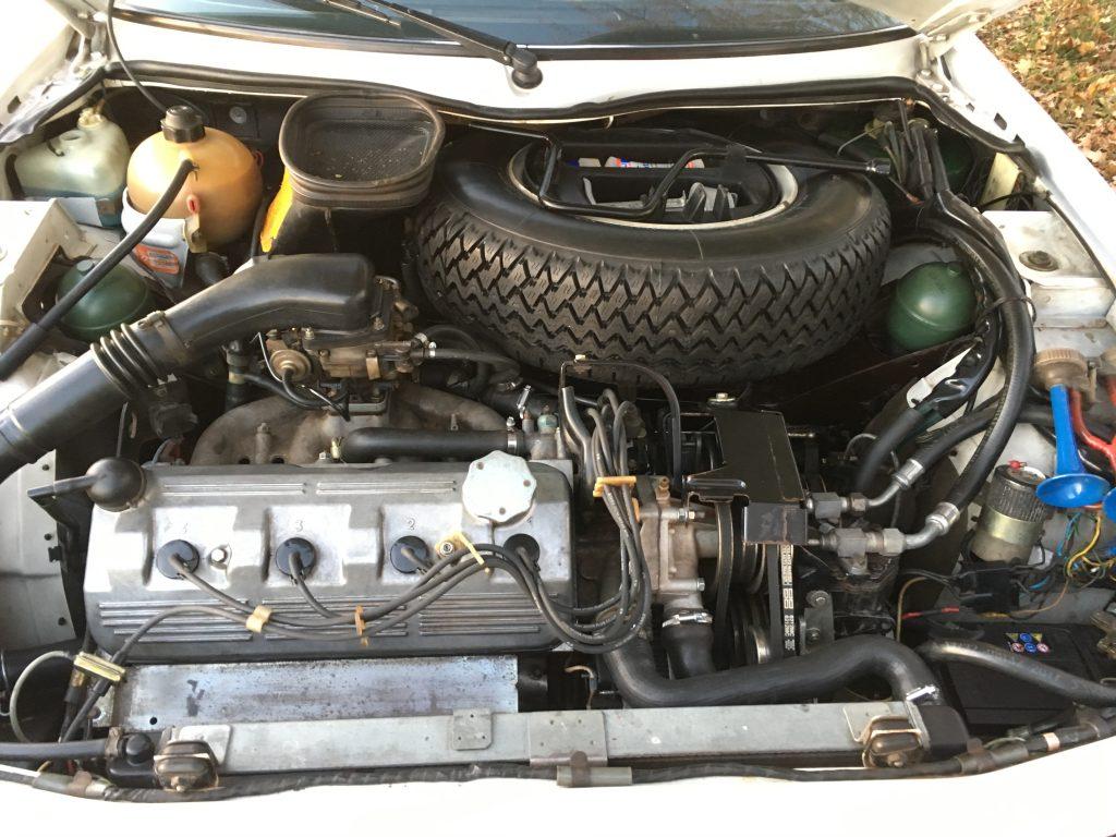 Citroen CX 2400 Palas / Klima-Anlage / sehr authentisch / Ein ´Palas´ mit nur einem ´L´ !