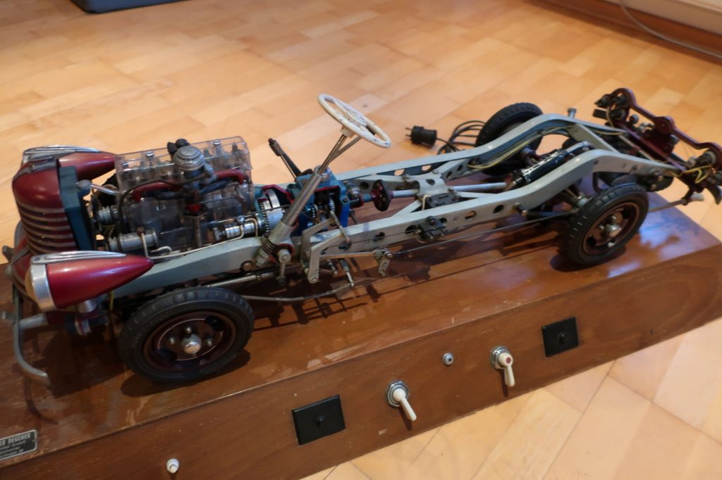 Fahrschulmodell ,  driving school  Model , Höhm Fahrzeug