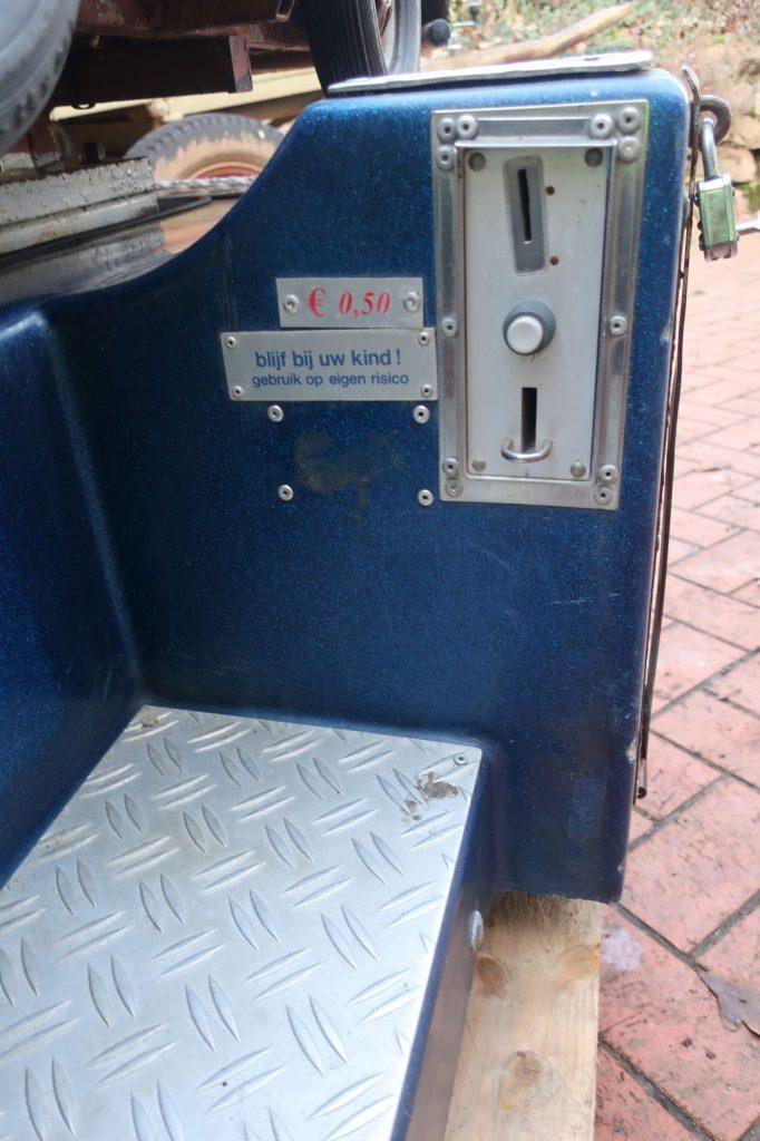 Schaukelautomat , Polizeiauto , Kinderauto , children police car