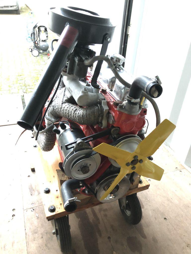 Volvo Amazon und Buckelvolvo Motor B18 mit Getriebe und Anbauteile einbaufertig
