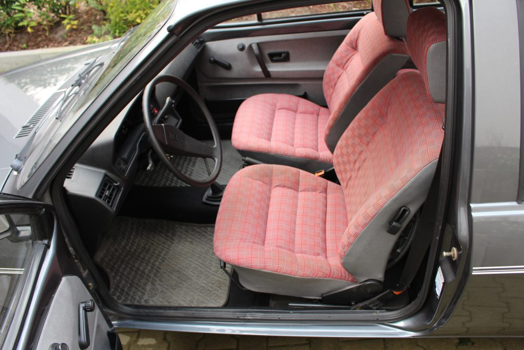 VW Polo Fox Steilheck