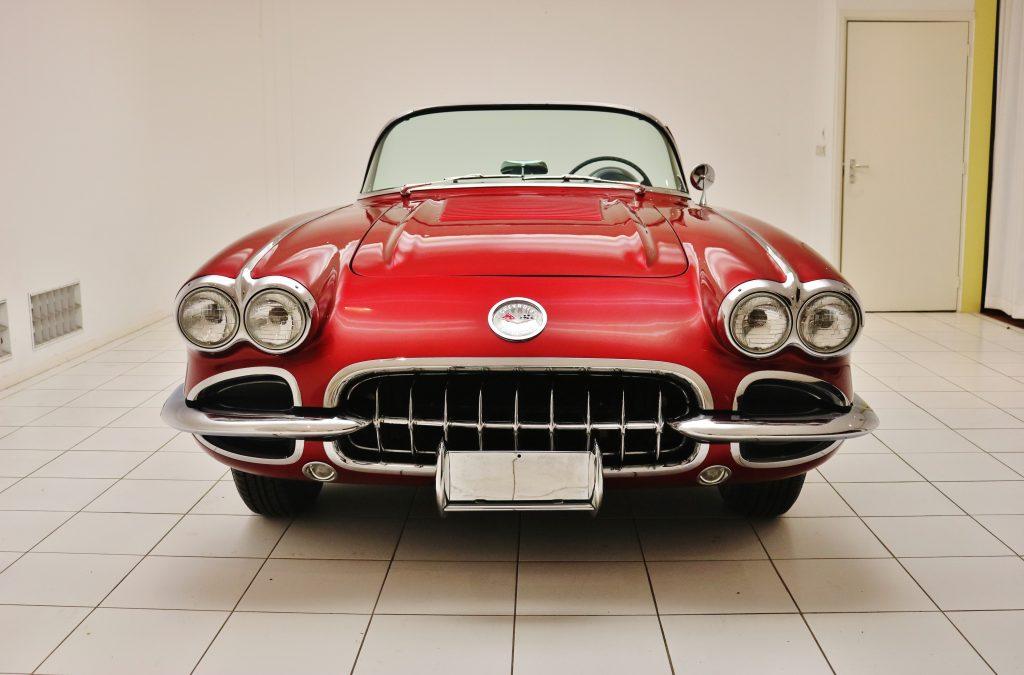 Chevrolet Corvette C1 Convertible * Body-off * H-Zulassung *