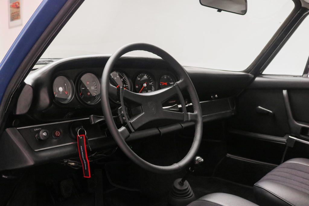 Porsche 911 2.4 T * Restored * Gemini Blau * Matching Numbers *