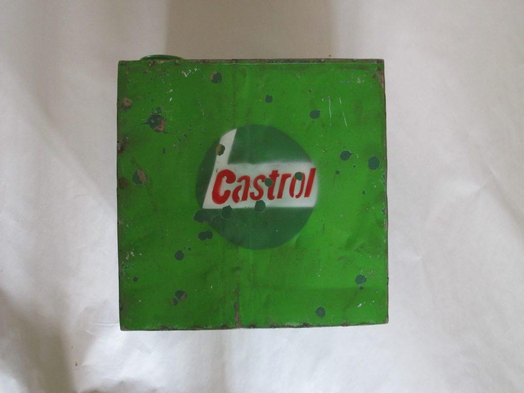 Hocker Beistelltisch Castrol