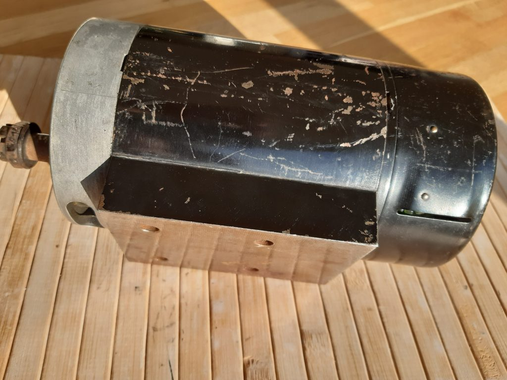 Bosch Lichtmaschine JB 75/12 900S Frühe Nachrüstlichtmaschine mit Plattform Montage NOS