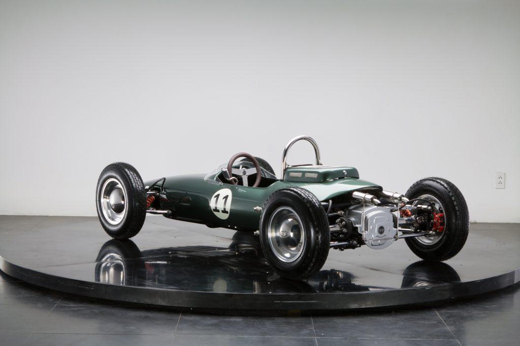 FORMEL 1 RACER  HALF SCALE – CLASSICS