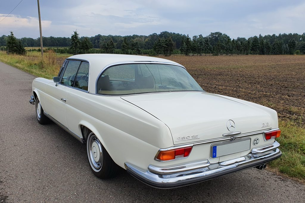 Mercedes 280SE 3.5 Coupé