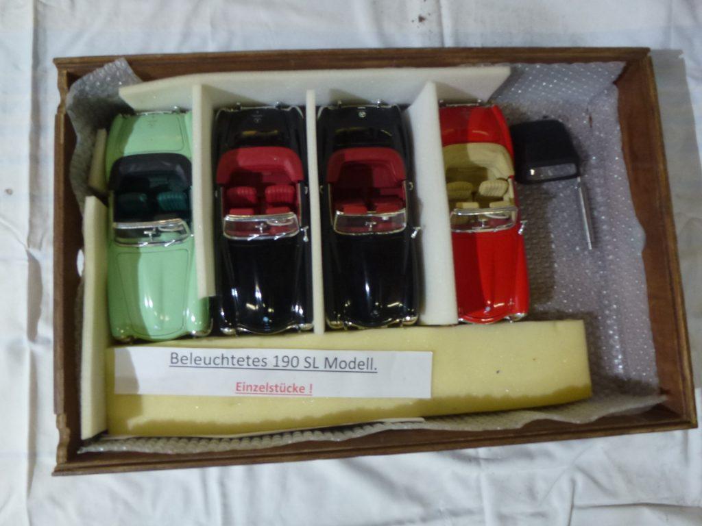 MB 190 SL Teile
