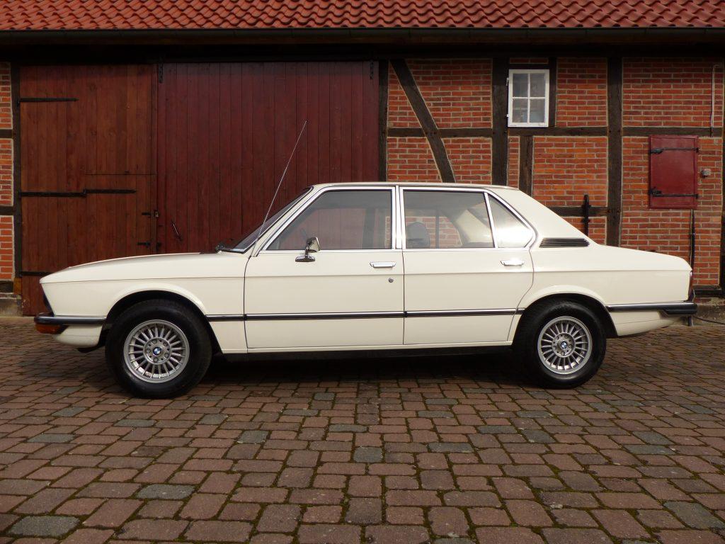 BMW 518 E12, Bj. 1977, erst 79000 KM