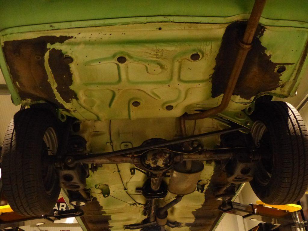 Opel Kadett C Bj. 1978 original 53.000 KM aus Familienbesitz