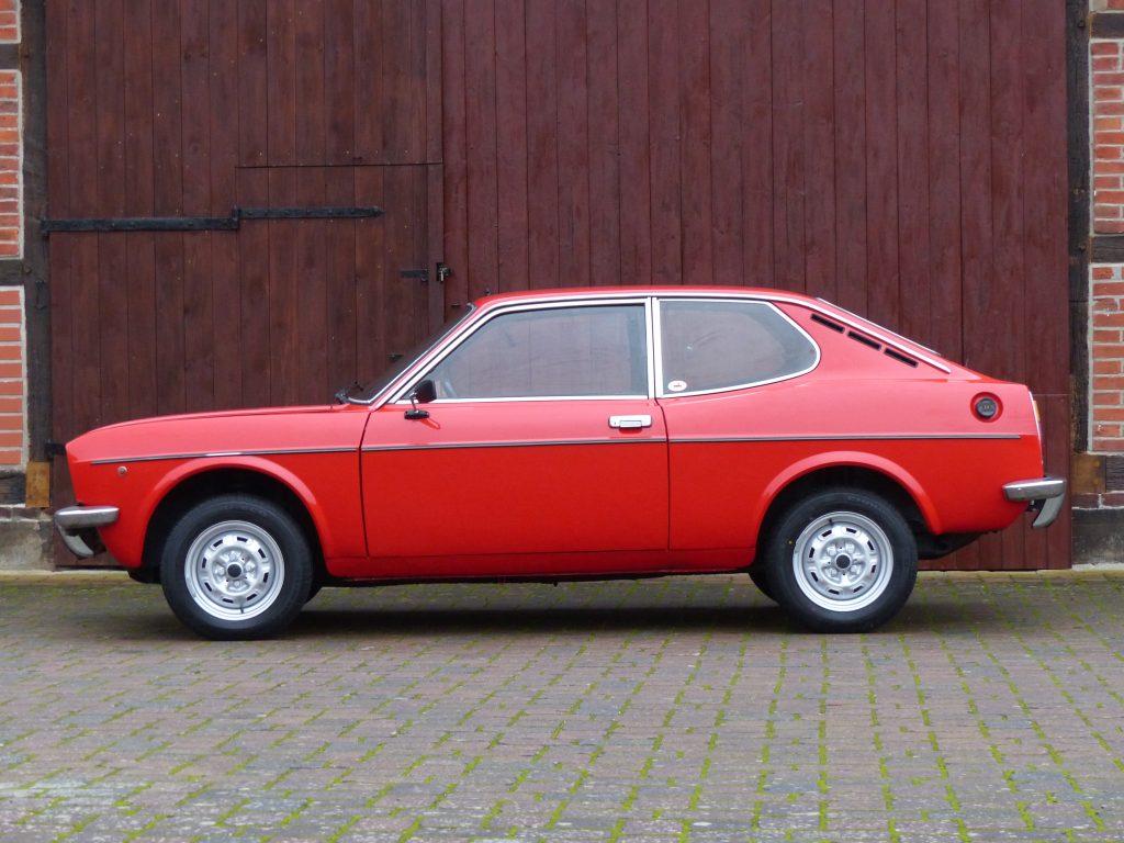 Fiat 128 Sport Coupe 1300 Bj. 1972 Schweden Import mit H-Zulassung