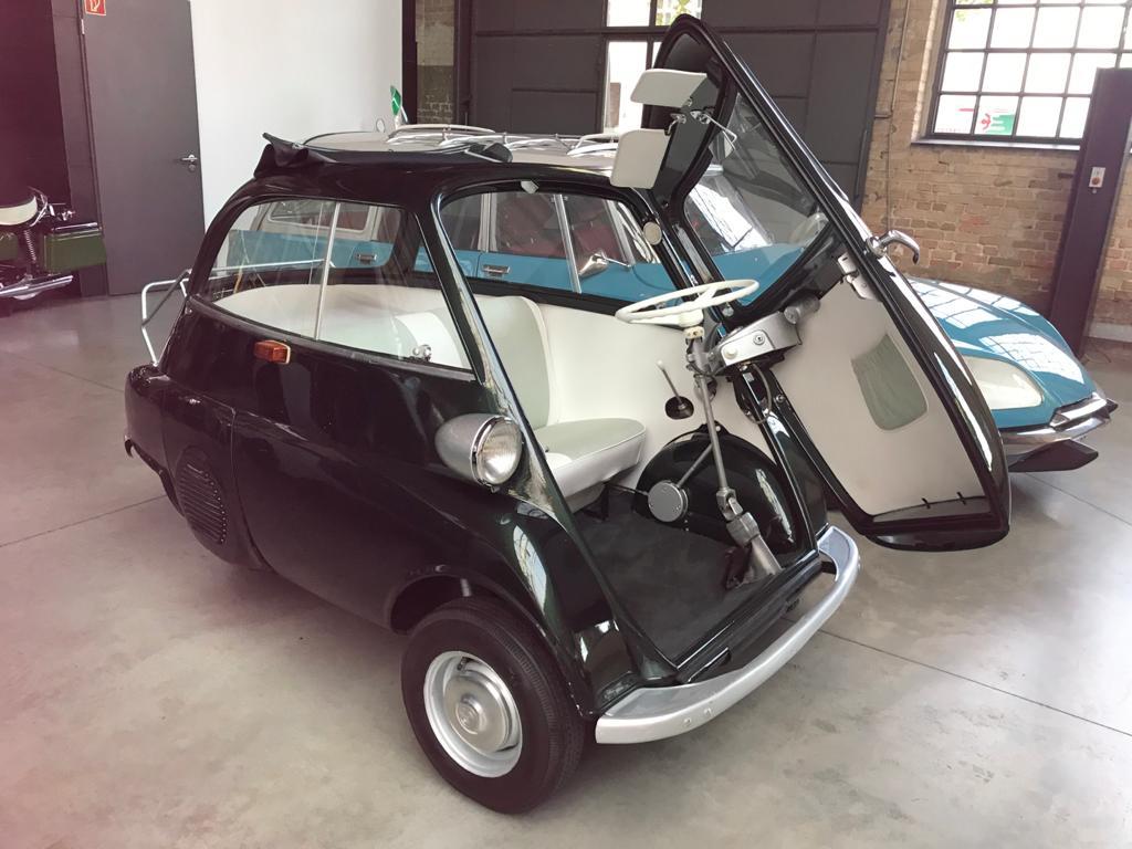 1959 BMW Isetta 300 Panorama Dach