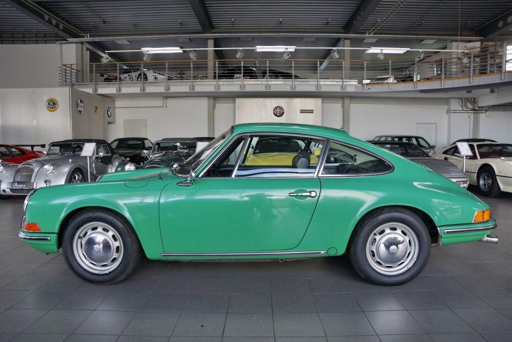 Porsche 911 2.2T Originallack/Matching Numbers