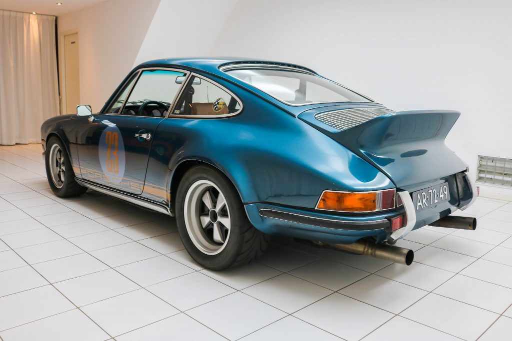 Porsche 911 T 3.3 Turbo Outlaw * 375 hp * 911 RS Lightweight * Perfect conditions *