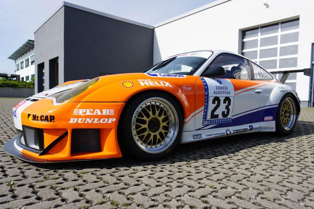 Porsche 996 GT3RS / RSR Race car