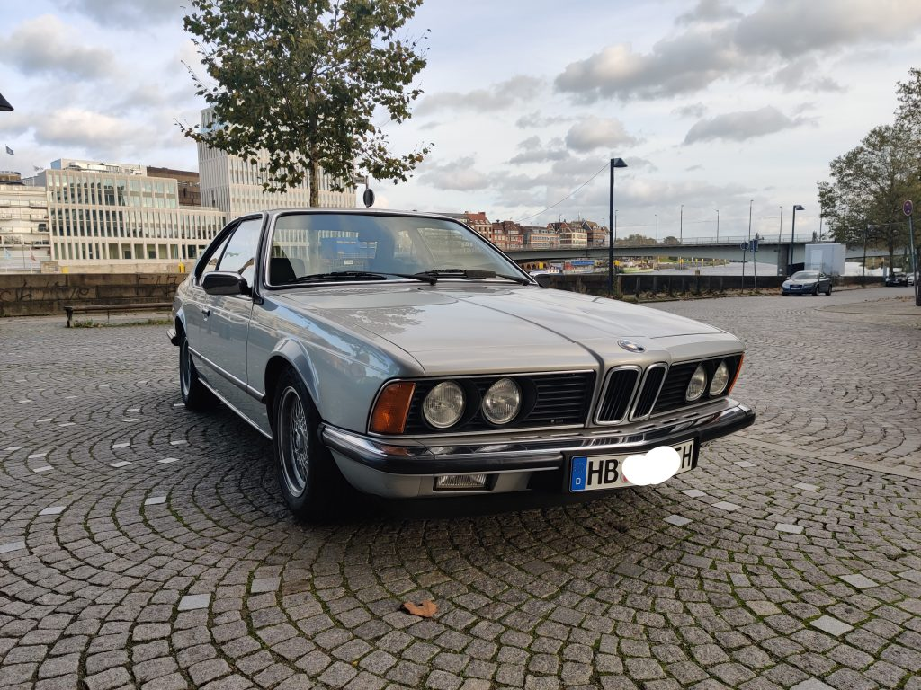 BMW 635 CSi e24 1983 191tkm