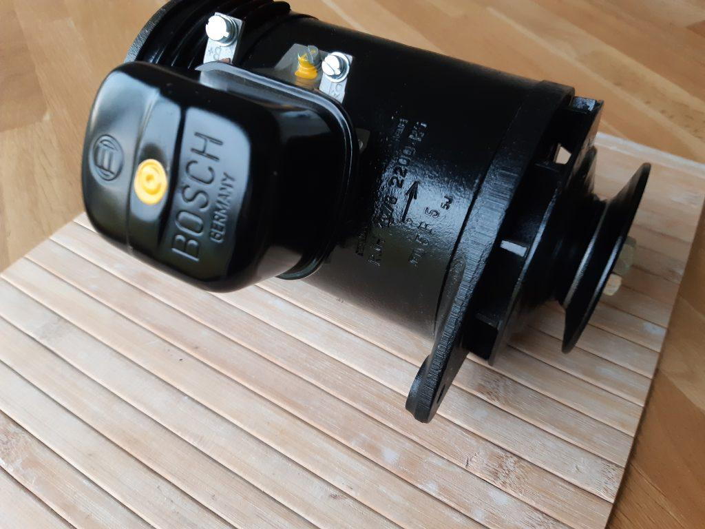 Bosch Lichtmaschine Mercedes 170 6Volt
