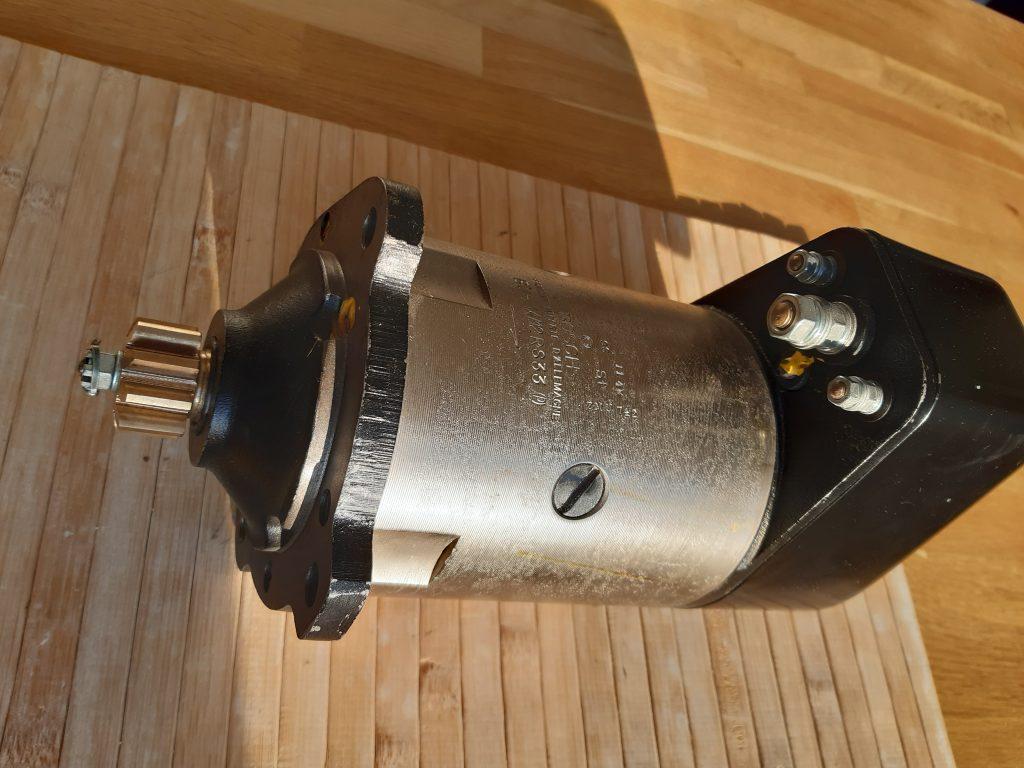 Bosch Starter BJH 1,4/12 RS33 Maybach