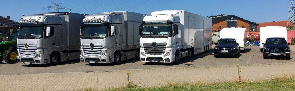 KULTransporte GmbH - Ihr Partner für exklusive Fahrzeugtransporte