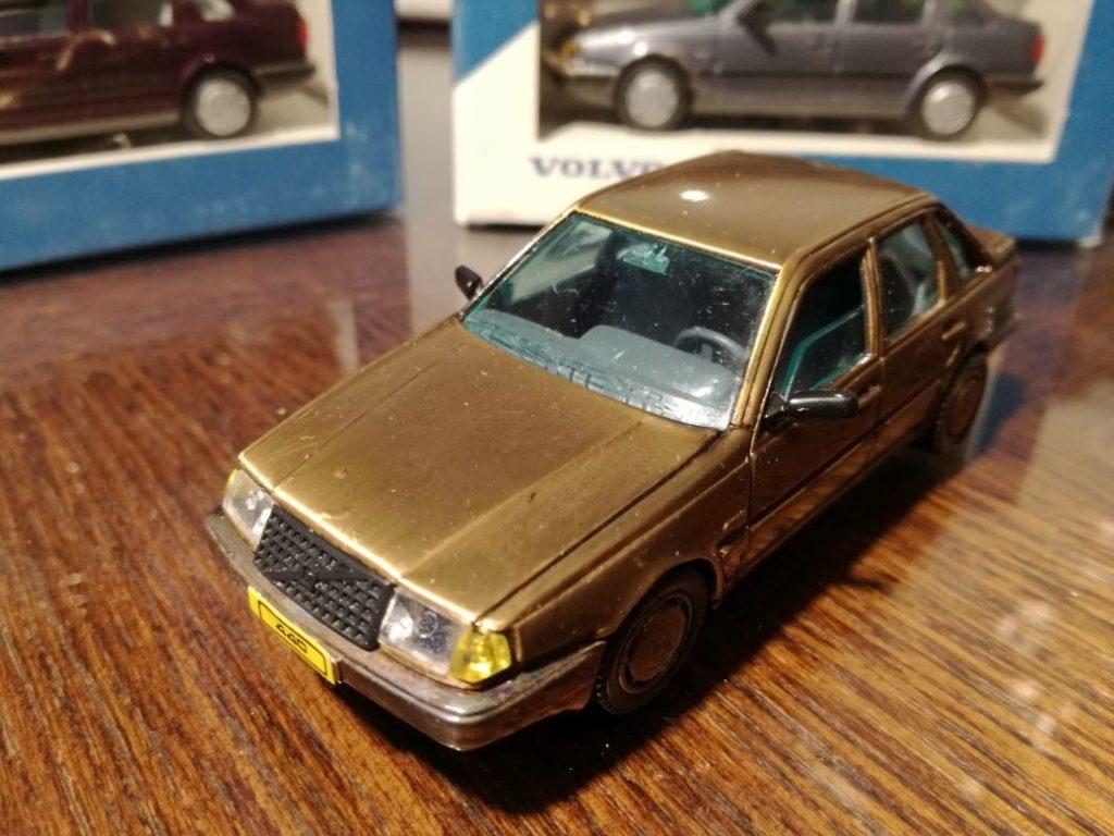 VOLVO ModelCars 440, 460, 480, 440 GL, 440 Turbo, 460 GL from  AHC-Pilen,