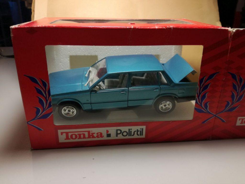 VOLVO ModelCars from Polistil, 740 GL, 760 GLE in 1:25