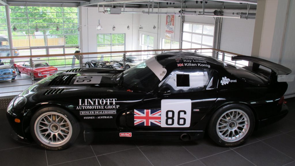 Viper GTS Chamberlain Motorsport