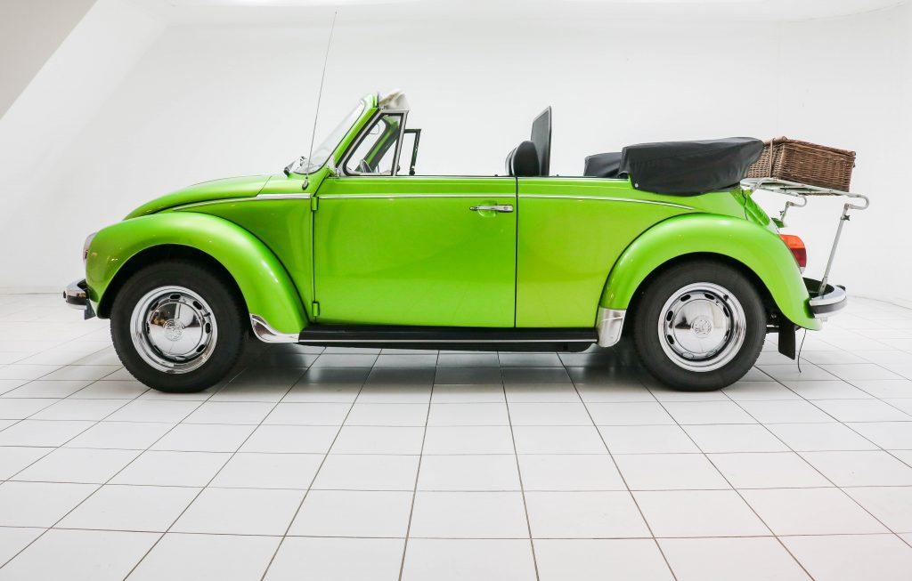Volkswagen Käfer 1303 LS * Viperngrün * Sonderfarbe * Orig. NL * Original Zustand *