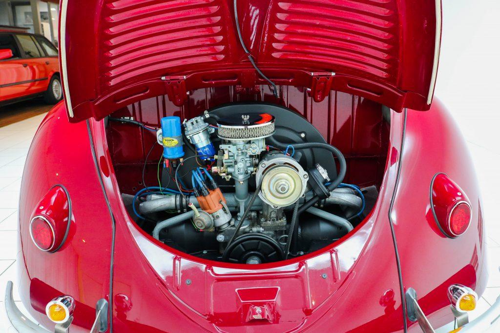 Volkswagen Käfer 1500 Ovali * Restauriert * Guten zustand *