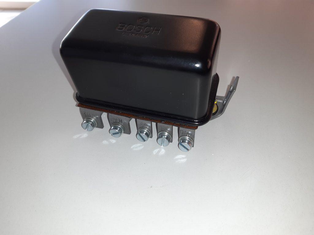 Bosch Lichtmaschinenregler für Dynastartanlage Heinkel A1