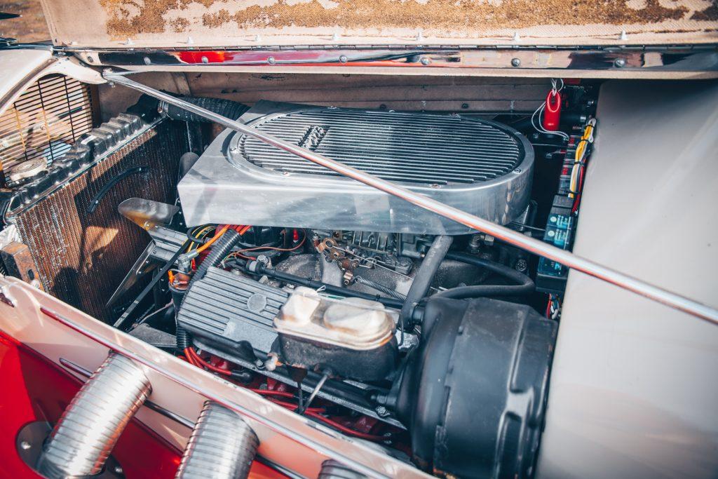 Auburn Modell 856, Bj. 1972 mit 6,6 Liter V8