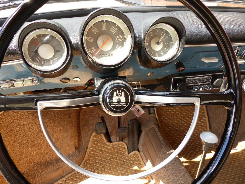 VW Typ 3 1500 Bj. 1963 Schweden Import mit H-Zulassung