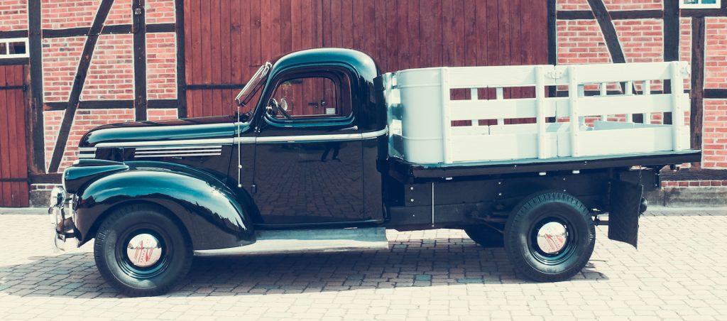 Chevrolet Loadmaster Bj. 1942, unfassbar guter Zustand, restauriert, einmalig in D