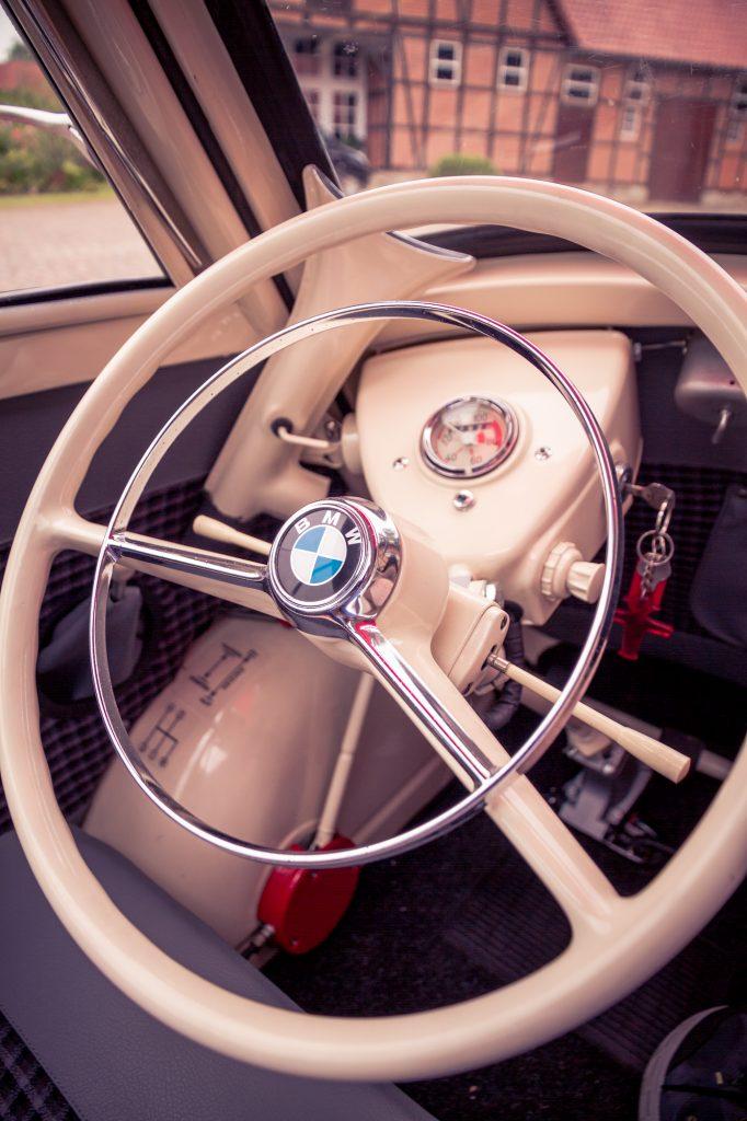 BMW, Isetta 250, Bj 1962 , ..vollrestauriert