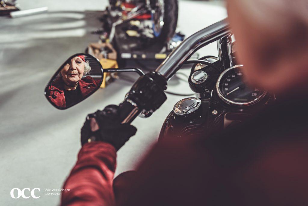 Versicherung für Historische Motorräder