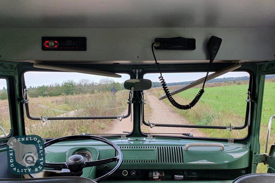 Volkswagen T1, Hochdachkastenwagen. VW BUS, VW Transporter,
