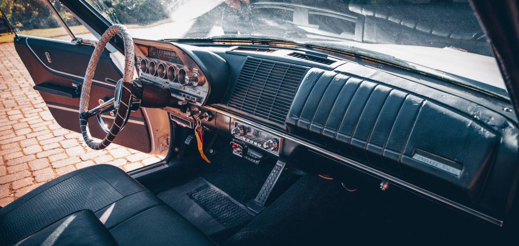Dodge Polara, Bj. 1962, 5,9 Liter V8, seltenes 4-Door Coupe