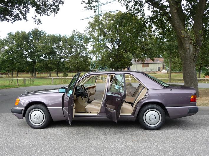 Mercedes-Benz 200D W124 Liebhaberstück aus 1.Hand