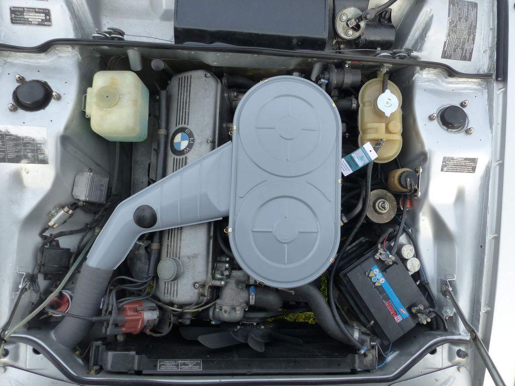 BMW 3.0 CS - Sportliches Coupé mit Automatik