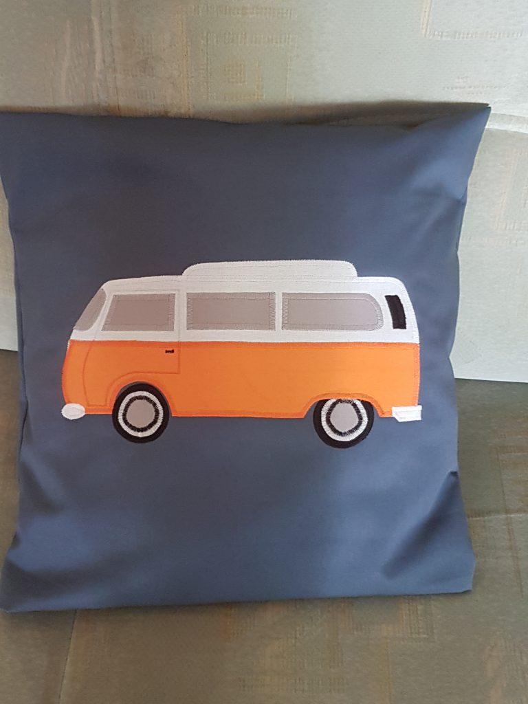 Kissenhüllen Fahrzeuge