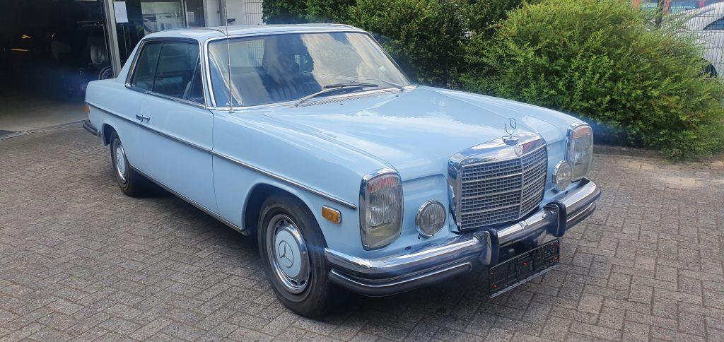 Mercedes  Benz 280 C, Baureihe W114 (Strich-8) Coupé, Automatic, Bj. 1973