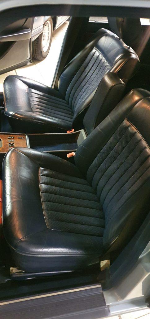 Mercedes Benz 560SEL W126  Langversion
