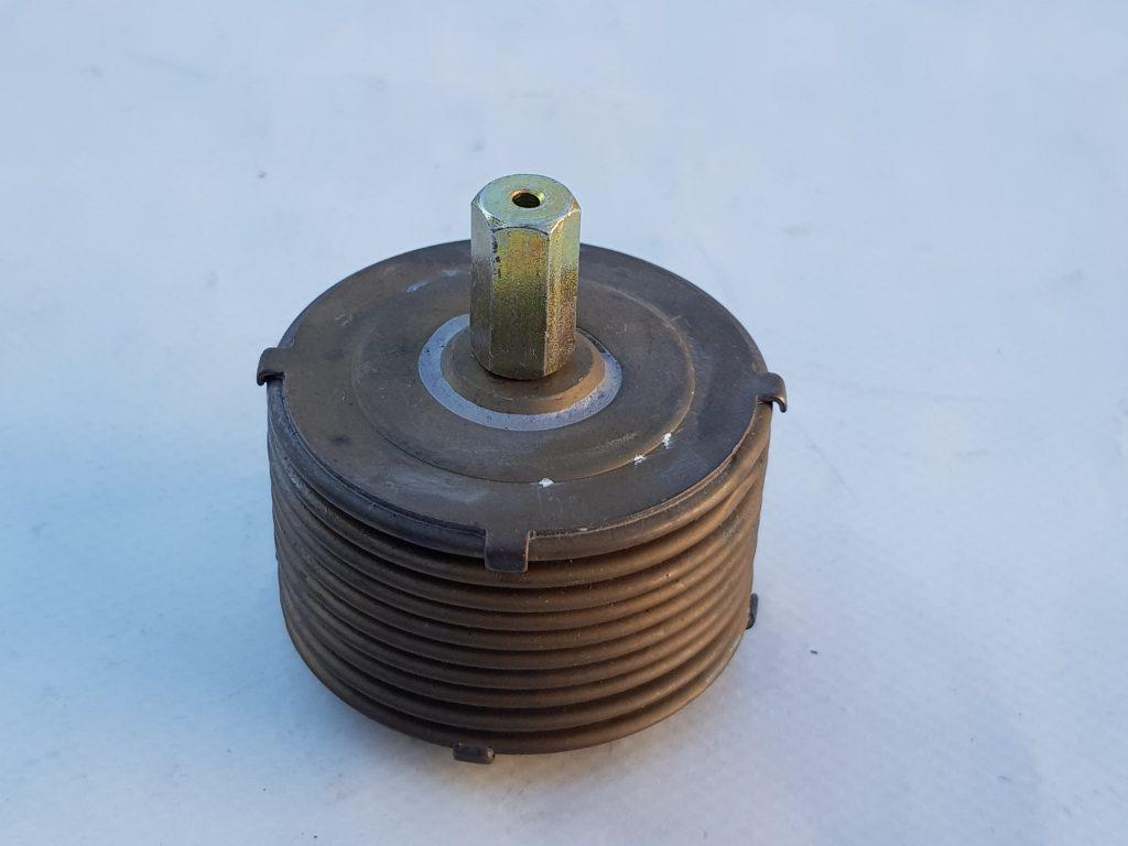Thermostat für Typ 4 Motor