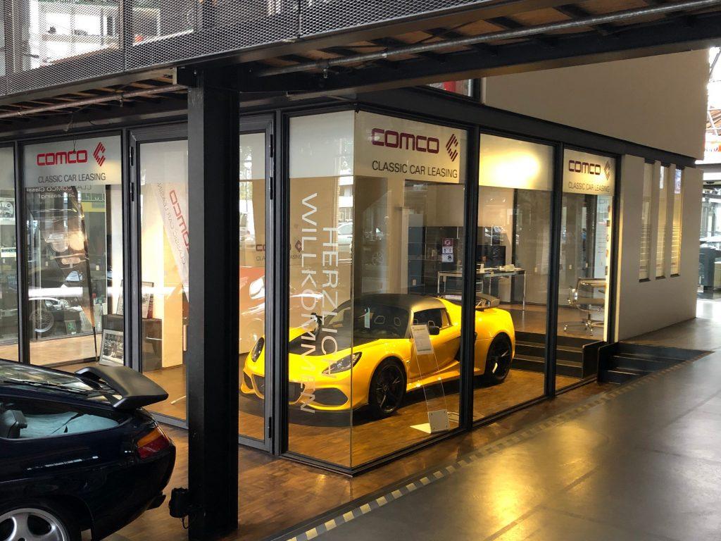 COMCO Classic Car Leasing
