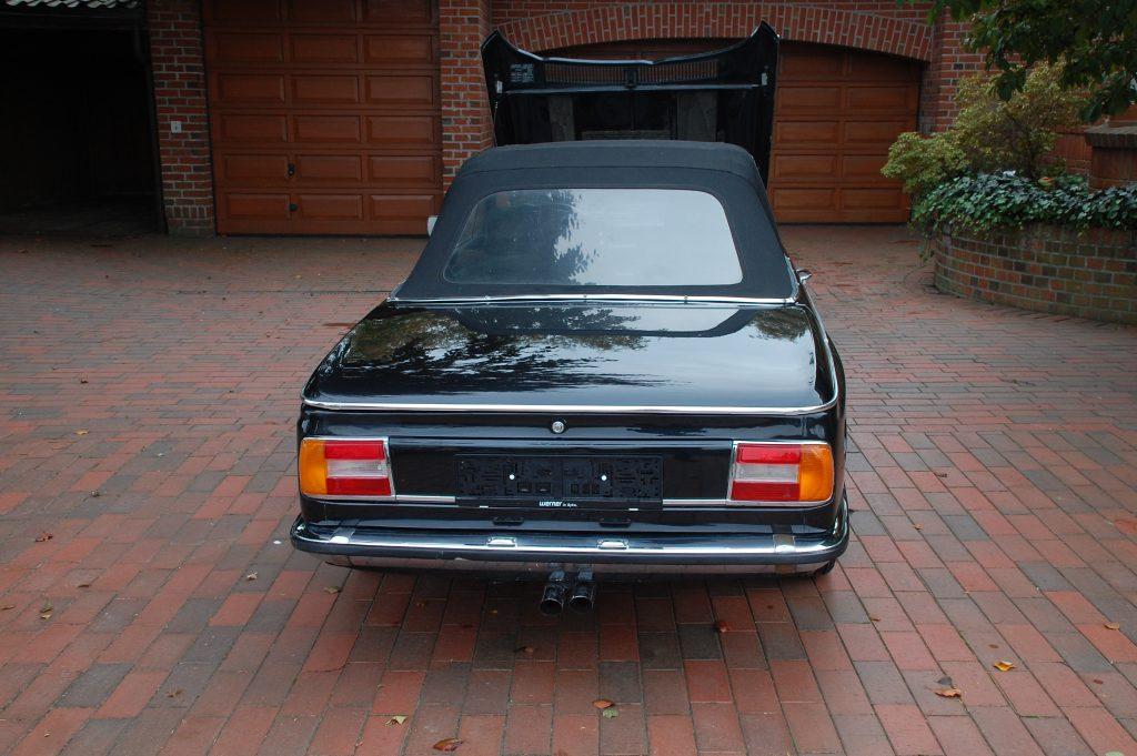 BMW 1600/2 Cabrio