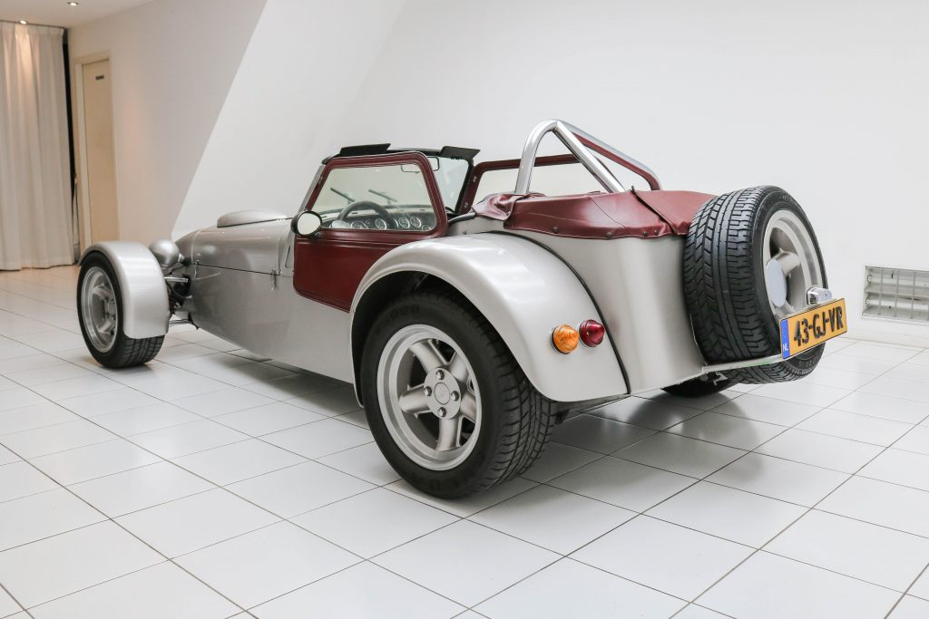 Donkervoort S8 2.0 S8 Injectie * Cycle Wings * No. 222 *